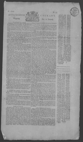Rotterdamse Courant 1826
