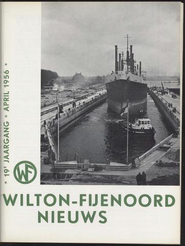 Wilton Fijenoord Nieuws 1956-04-01