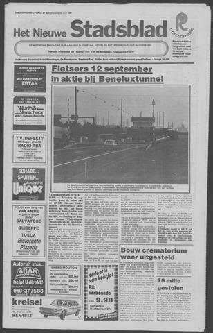 Het Nieuwe Stadsblad 1981-07-23