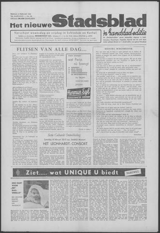 Het Nieuwe Stadsblad 1963-02-08