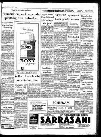 Rotterdamsch Parool / De Schiedammer 1963-10-10