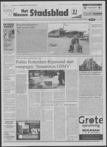 Het Nieuwe Stadsblad 2002-07-25