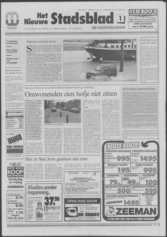Het Nieuwe Stadsblad 1995-02-01