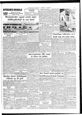 Rotterdamsch Nieuwsblad / Schiedamsche Courant / Rotterdams Dagblad / Waterweg / Algemeen Dagblad 1965-03-20