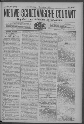 Nieuwe Schiedamsche Courant 1909-12-14