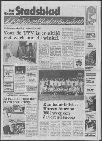Het Nieuwe Stadsblad 1985-05-29