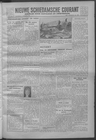 Nieuwe Schiedamsche Courant 1945-10-13
