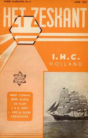 Het Zeskant 1951-04-01