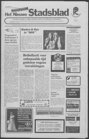 Het Nieuwe Stadsblad 1974-02-27