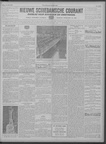 Nieuwe Schiedamsche Courant 1933-04-24