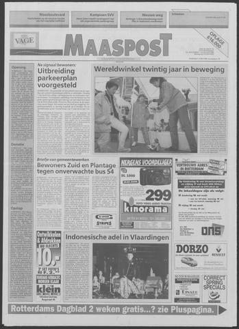 Maaspost / Maasstad / Maasstad Pers 1996-05-15