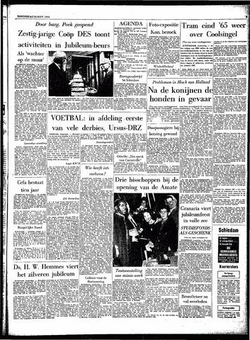Rotterdamsch Parool / De Schiedammer 1962-09-20