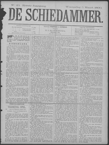 De Schiedammer 1890-03-05