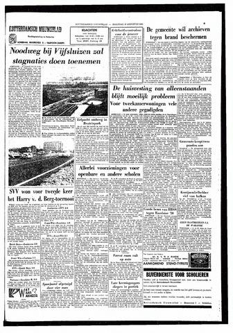 Rotterdamsch Nieuwsblad / Schiedamsche Courant / Rotterdams Dagblad / Waterweg / Algemeen Dagblad 1965-08-16