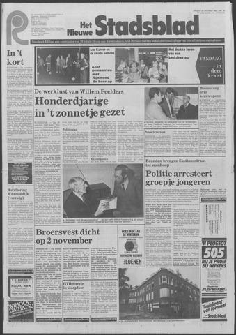 Het Nieuwe Stadsblad 1983-10-28
