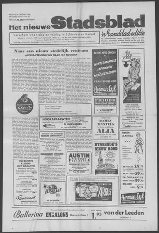 Het Nieuwe Stadsblad 1960-10-14
