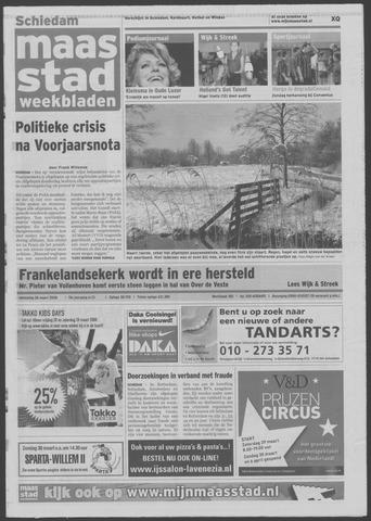 Maaspost / Maasstad / Maasstad Pers 2008-03-26