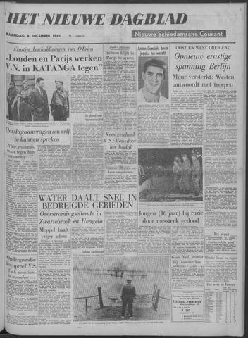 Nieuwe Schiedamsche Courant 1961-12-04