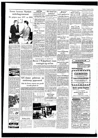 Rotterdamsch Parool / De Schiedammer 1955-08-05