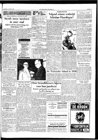 Rotterdamsch Nieuwsblad / Schiedamsche Courant / Rotterdams Dagblad / Waterweg / Algemeen Dagblad 1959-04-04