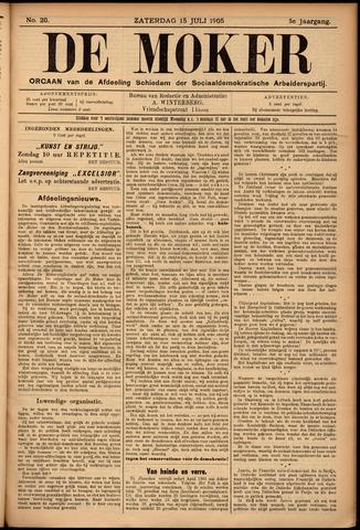 De Moker 1905-07-15