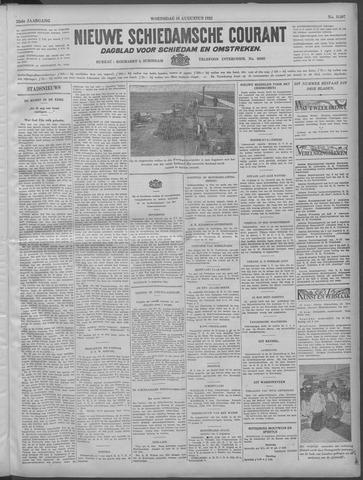 Nieuwe Schiedamsche Courant 1932-08-10