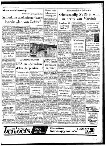 Rotterdamsch Parool / De Schiedammer 1963-09-30