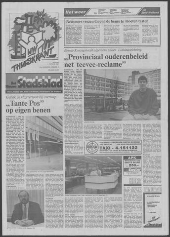 Het Nieuwe Stadsblad 1989-01-06