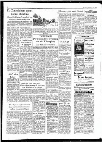 Rotterdamsch Parool / De Schiedammer 1955-11-10