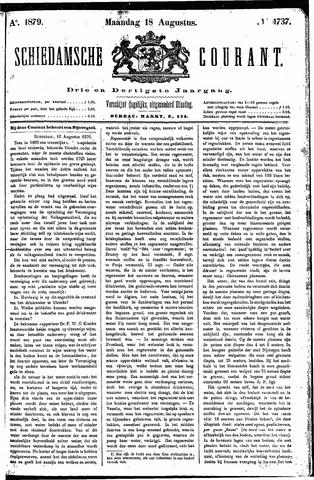 Schiedamsche Courant 1879-08-18
