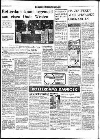 Rotterdamsch Parool / De Schiedammer 1970-04-03