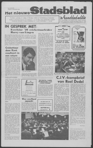 Het Nieuwe Stadsblad 1968-08-16