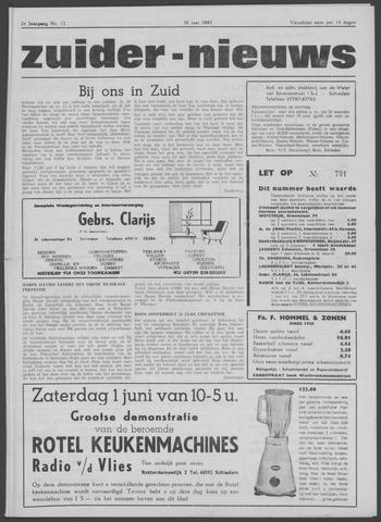 Zuider Nieuws 1963-05-30