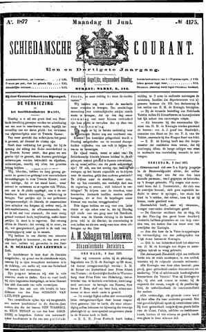 Schiedamsche Courant 1877-06-11