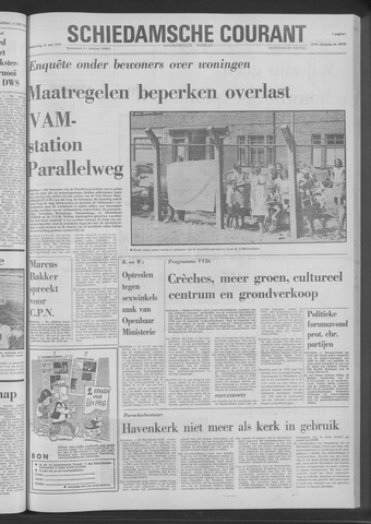 Rotterdamsch Nieuwsblad / Schiedamsche Courant / Rotterdams Dagblad / Waterweg / Algemeen Dagblad 1970-05-14