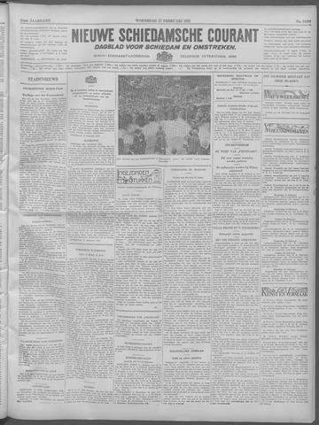 Nieuwe Schiedamsche Courant 1932-02-17