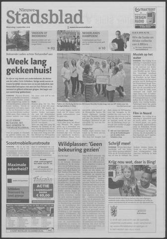 Het Nieuwe Stadsblad 2016-09-07