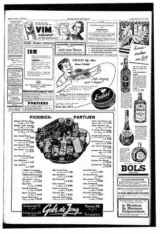 Rotterdamsch Nieuwsblad / Schiedamsche Courant / Rotterdams Dagblad / Waterweg / Algemeen Dagblad 1953-07-22