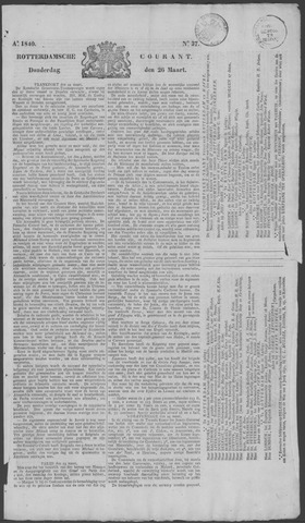 Rotterdamse Courant 1840-03-26
