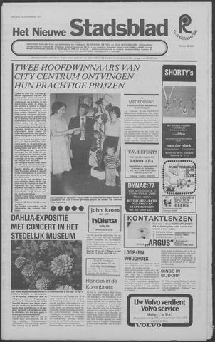Het Nieuwe Stadsblad 1977-09-16
