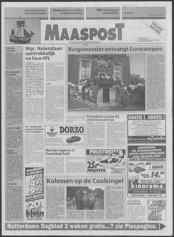 Maaspost / Maasstad / Maasstad Pers 1995-08-02