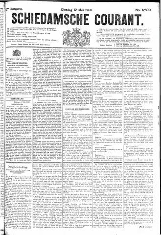 Schiedamsche Courant 1908-05-12