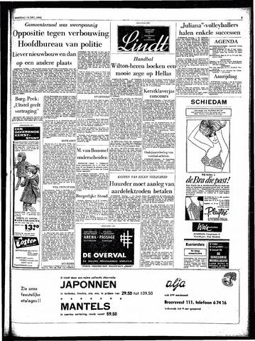 Rotterdamsch Parool / De Schiedammer 1962-12-18