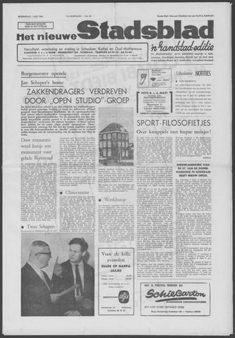 Het Nieuwe Stadsblad 1966-06-01