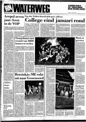 Rotterdamsch Nieuwsblad / Schiedamsche Courant / Rotterdams Dagblad / Waterweg / Algemeen Dagblad 1987-01-02