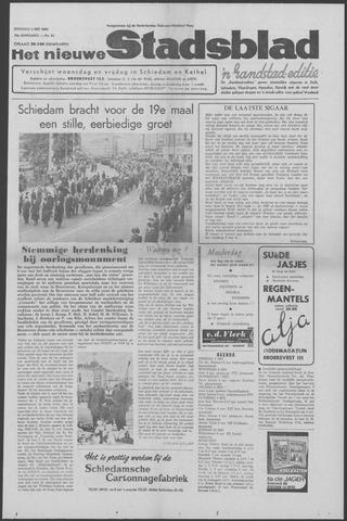 Het Nieuwe Stadsblad 1964-05-05