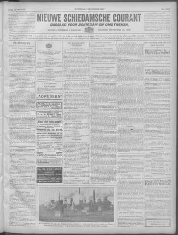 Nieuwe Schiedamsche Courant 1932-12-03