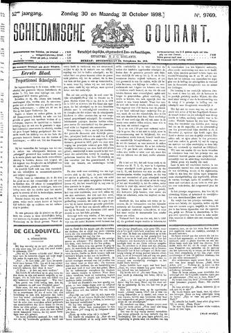 Schiedamsche Courant 1898-10-31