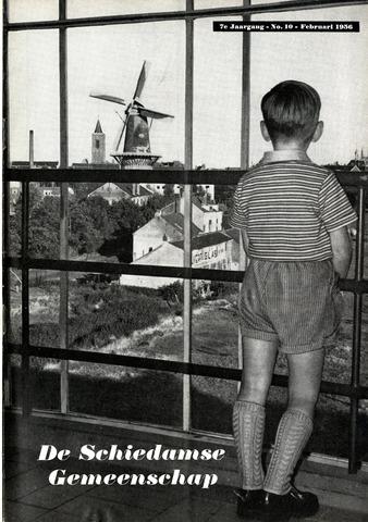 Schiedamse Gemeenschap (tijdschrift) 1956