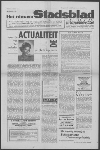 Het Nieuwe Stadsblad 1964-10-09